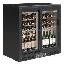 Cava horizontal expositora para vinos GH130 POLAR