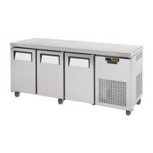 Mostrador congelador 3 puertas 456 litros compatible Gastronorm CC233 TRUE