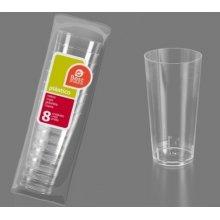 Bolsa de 8 Vasos Catavino Transparentes de 90 ml 251600 (1 ud)
