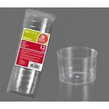 Bolsa de 12 Vasos de Chiquito Transparentes 252500 (1 ud)