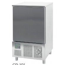 Abatidor de Temperatura Mixto 10 bandejas GN1/1 y 600x400 mm de 790x800x1420h mm CR-101