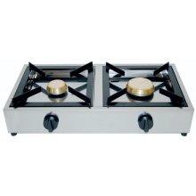Cocina a Gas Sobremesa 2 quemadores (con Termopar) PRO7498