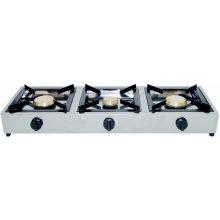 Cocina a Gas Sobremesa 3 quemadores (con Termopar) PRO7500
