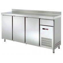 Frente Mostrador Refrigerado 4 puertas de 2542x600x1045h mm FMCH-250