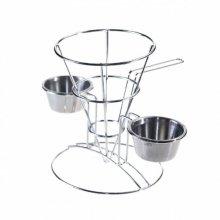 Basket para tarrinas Inox 216.13 Garcia de Pou (1 ud)