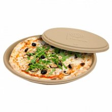 Pack 50 Envases pizza ecológico 35,7cm 204.12 GDP (1 Pack)