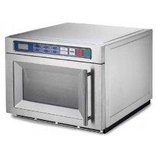 Microondas profesional acero inoxidable 30 litros con doble magnetrón EUROFRED P180M