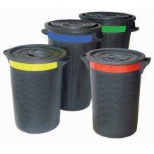 Tapa para Cubo de Basura de 100 litros de 53x3cm de diámetro 4109 FERVIK (1 ud)