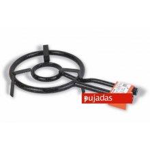Paellero/Rosco Esmaltado Industrial de Gas de 35cm PUJADAS P998.035 (1 ud)