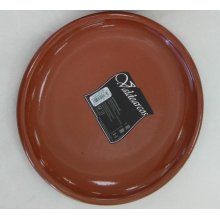 Plato de Churrasco 23 cm LOM01069 (Caja 10 uds)