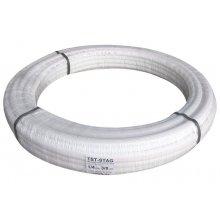 Rollo 20 metros de tubería de cobre doble aislada 1/4-3/8 COBRE20DA1