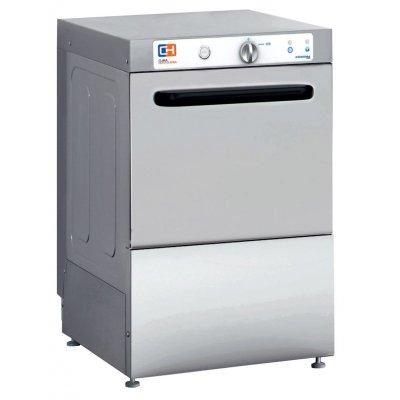 Lavavasos Industrial con Cesta de 35x35cm de 430x780x650h mm CORDOBA350