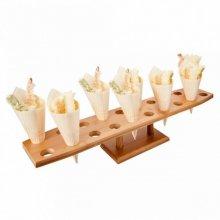 Expositor Stand para 20 conos de 50x14'7x9cm 180.45 Garcia de Pou ( 1ud)