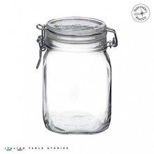 Tarro Hermético Fido de Cristal de 1 Litro CIF01102 Fuentes Guerra (1 ud)