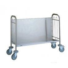 Carro simple para el transporte y estocaje de 150 platos CP-150 EDENOX