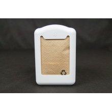 Caja de 70 bolsas de 200 Servilletas Miniservis ECO Nature Sulfito 17x17cm PK17S100140 Hostelcash (1 caja)