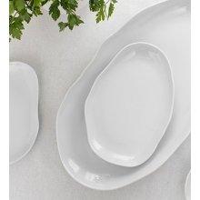 Rabanera de 21cm Stone Blanco 4631 Lubiana (caja 6 uds)