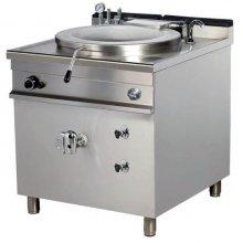 Marmita a gas 60 litros calentamiento indirecto 13kw 800x700x900h mm GBP60I ARISCO