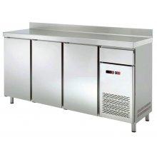 Frente Mostrador Refrigerado 2 puertas con Tolva de café 1492x600x1045h mm FMCH-150TV