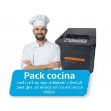 Pack Impresora de Cocina con avisador acústico y luminoso