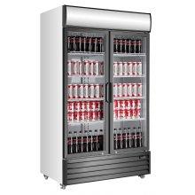 Armario Refrigerado Expositor 1000 litros 2 puertas EXPO1330TN MES FRED