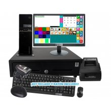 TPV Modular MC50 para Tiendas y Comercios