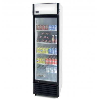 Nevera Bebidas Expositora -5ºC de 360 litros SZ360