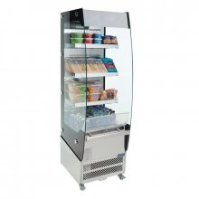 Vitrina Refrigerada Abierta con 3 estantes 220 Litros CD239 POLAR