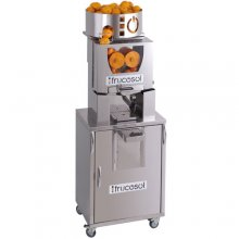 Exprimidora de zumos Autoservicio con alimentación automática SELFSERVICE FRUCOSOL