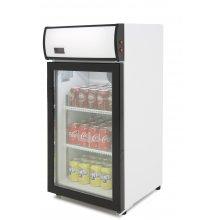 Armario Expositor Refrigerado Subcero Puerta Vidrio SZ80L