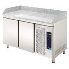 Mesa Refrigerada para preparación de ensaladas y pizzas Serie GN 1/1 MPGE2 EDENOX