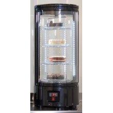 Vitrina Expositora Sobremesa de 72 litros 0°C a +10°C VEPS-72 EDENOX