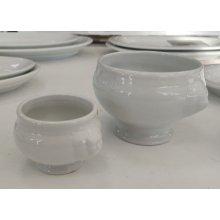 Bowl Cabeza león Porcelana B811-59 VIEJO VALLE