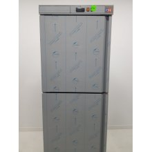Armario Snack Refrigerado 2 Medias Puertas Fondo 728 de 693x728x2067h mm ARCH-602(OUTLET)