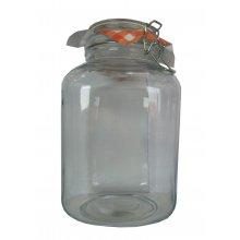 Tarro Hermético de Cristal de 3 Litros Cok 150-0002 ALAR (1 ud)