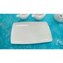 Fuente rectangular Porcelana 28,5x18,5cm PACD1021 EFG (caja 6 uds )