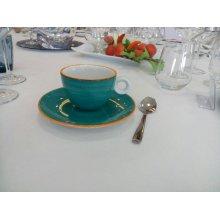 Taza de 0,20 Litros Hotel Dec Tiffany 76020T LUBIANA (Caja 6 uds)