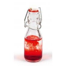 Pack de 3 Botellas de 6cl Cristal tapa Inox B898003R VIEJO VALLE (1 pack)