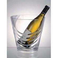 Cubitera Glass Acrilico 21x23cm 9169 ALEXALO (1 ud)