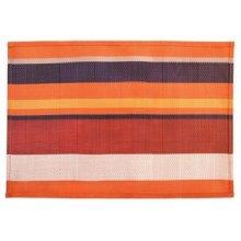 Mantel Individual color Naranja PETHRA de 45x30 cm 66770 LACOR (Pack 6 uds)