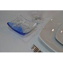 Bandeja Murano Cobalto 11x9cm B942001 VIEJO VALLE (Caja 48 uds)