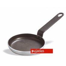 Sartén de Aluminio Antiadherente para Huevos Fritos de 12 cms 139012 PUJADAS (1 ud)