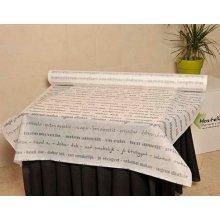 Rollo de Mantel Decorado de 1.2x100 m diseño Buen Provecho PRD1.2BP HOSTELCASH (Caja 6 uds)