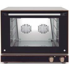 Horno Eléctrico de Convección SNACK ventilación de 590 x675 x540h mm para 4 Bandejas RX304