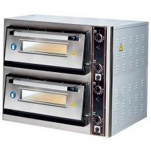 Horno Eléctrico de Pizza de 300mm de Diámetro de 1220 x1040 x780h mm para 8 Pizza LZ3012 ARISCO (OUTLET)
