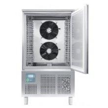 Abatidor de Temperatura Mixto 8 bandejas GN1/1 y 600x400 mm de 790 x800 x1290h mm CR-081