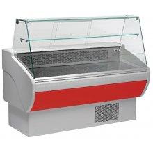 Vitrina Refrigerada Expositora Fondo 800 de 1530 x800 x1260h mm VPL150VPR