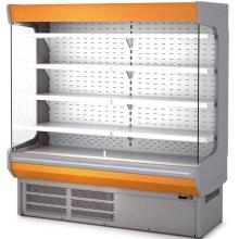 Mural Refrigerado Expositor DOCRILUC Lácteos y Charcutería Fondo 860 de 2380 x860 x2020h mm M-8-240