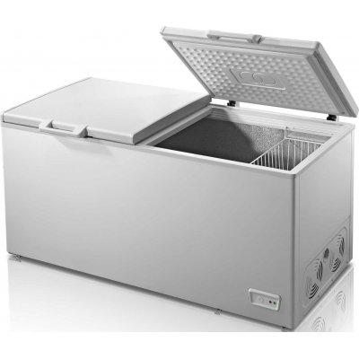 Congelador Horizontal Doble Puerta Abatible de 1865 x715 x830h mm FC-600