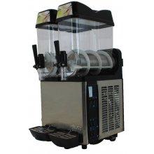 Granizadora 12 + 12 litros de 430x510x760h mm ISM-122